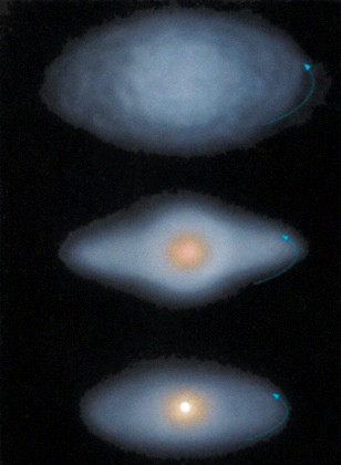 sun solar nebula forms - photo #18